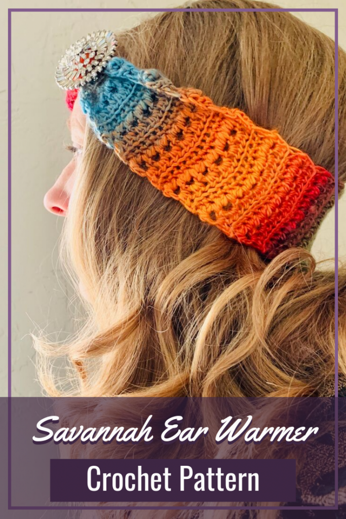 crochet earwarmer, earwarmer pattern, crochet winter headband, crochet winter patterns, crochet blogger, crochet blog, crochet headband, crochet ear warmer pattern, crochet earwarmer free pattern, red heart unforgettable pattern