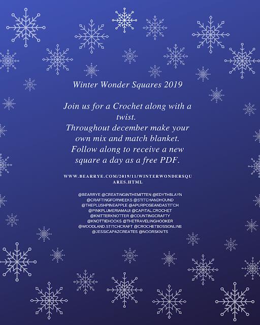 winter wonder squares